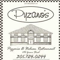 Pyzano's Pizzeria & Italian Restaurant
