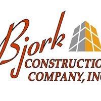 Bjork Construction Co. Inc.