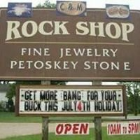 C & M Rock Shop