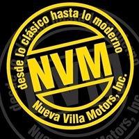 NUEVA VILLA Motors