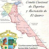 Comité Cantonal de Deportes y Recreación de El Guarco.