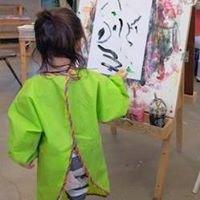 Toddler and Preschool Open Art Studio