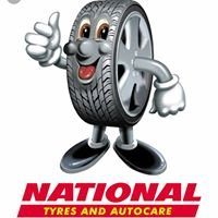 National Tyres Carmarthen