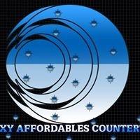 Galaxy affordable countertops