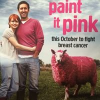 Paint It Pink Moville Centra, Action Breast Cancer