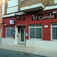 Bar El Conde cafetería