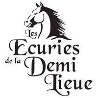 Ecuries de la Demi Lieue - centre équestre FFE - Trelon