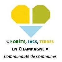 """Communauté de communes """"Forêts, Lacs, Terres en Champagne"""""""
