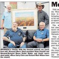 Wynyard Community Men's Shed
