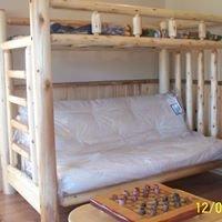 Wood By Deline's Rustic Log Furniture