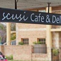 Scusi Cafe & Deli