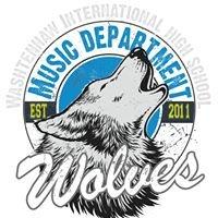 Washtenaw International High School Music Department