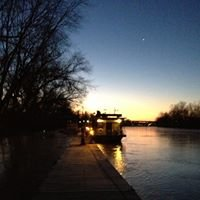Muskingum River Boat Docks