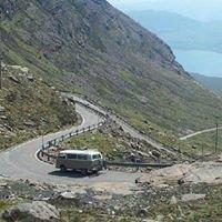 Classic Camper Vans Scotland