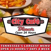City Cafe Diner, Cleveland, TN