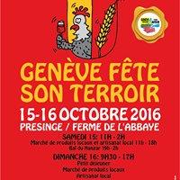 Genève Fête son Terroir