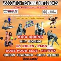 ATTB - remise en forme et sports de combat