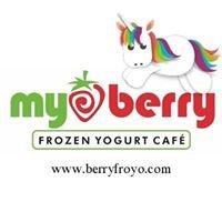 My Berry Frozen Yogurt Café