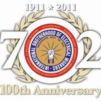IBEW Local Union 702