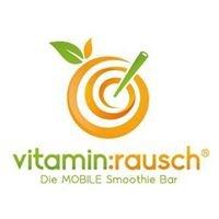 vitamin:rausch - Die MOBILE Smoothie Bar