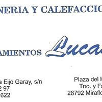 Saneamientos Lucas S.L.