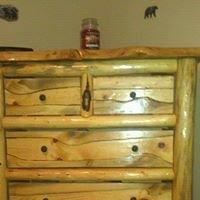 Jr log furniture