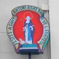 Llumeners de Sant Antoni Abat del Barri de l'Ermiteta