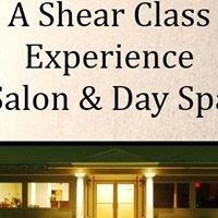 A Shear Class Experience Salon & Day Spa