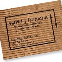 El taller de Astrid J. Freniche. Didáctica del arte
