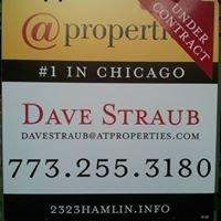 Dave Straub, Real Estate Broker