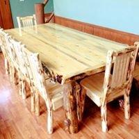 Oregon log furniture