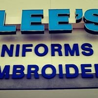 Lee's Uniforms and Embroidery
