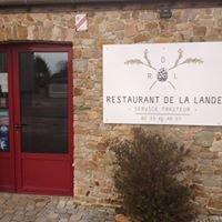 Restaurant de la Lande
