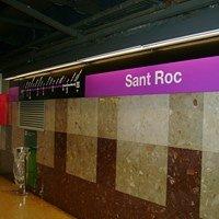 Estación de Sant Roc