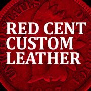 Red Cent Custom Leather