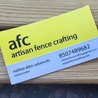 Artisan Fence Crafting