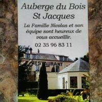 Auberge Du Bois Saint Jacques À Motteville