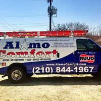 Alamo Comfort Heating and Air Conditioning, LLC