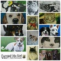 Furrget-Me-Not Pet Portraits