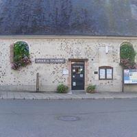 Bureau d'information touristique à Brou