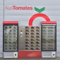 AuxTomates : Fraises et Tomates en libre-service