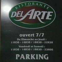 Restaurant Del Arte Nimes