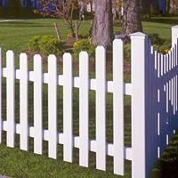 Walls of Color Fence Design