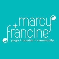 Marcy + Francine
