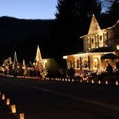 Dillsboro Lights and Luminaries