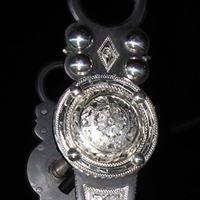Yamsi Leather & Custom Silver