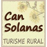 Can Solanas - Turisme Rural