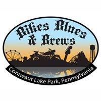 Bikes Blues & Brews at Conneaut Lake Park