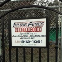 Inline Fence Construction