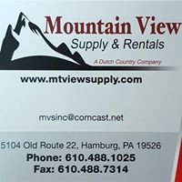 Mountain View Supply & Rental